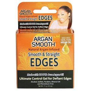 2 Pack – Argan Smooth Smooth & Straight Edges 2.5 oz