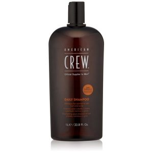 AMERICAN CREW Men's Daily Shampoo, 33.8 Ounce