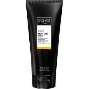 Axe Messy Look Matte Hold Gel 6 oz (Pack of 4)