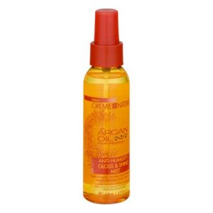 Creme Of Nature Argan Oil From Morocco Anti-Humidity Gloss & Shine Mist, 4.0 FL OZ1