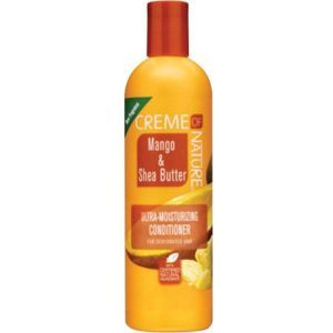Creme of Nature Mango & Shea Butter Ultra Moisturizing Conditioner 12 oz