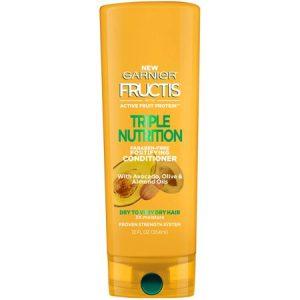 Garnier Fructis Triple Nutrition Conditioner 12 FL OZ
