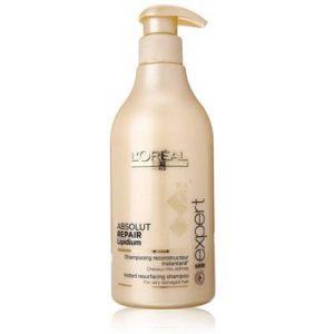 L'Oreal Paris Professional Series Expert Absolute Repair Lipidium Shampoo for Unisex 16.9 oz