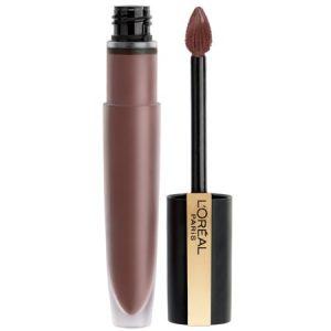 L'Oreal Paris Rouge Signature Matte High Pigment, Lightweight Lip Ink, I Stand
