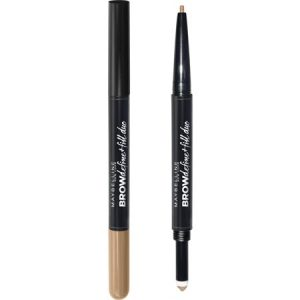 Maybelline New York Eyestudio Brow Define + Fill Duo, Blonde