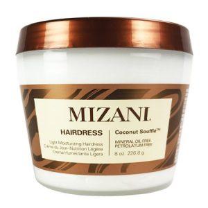 Mizani Coconut Souffle Light Moisturizing Hairdress, 8 oz