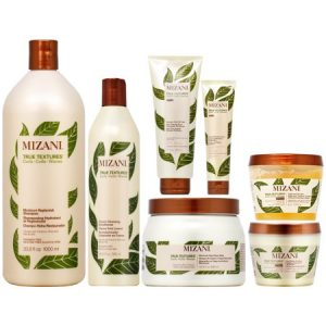 Mizani True Textures All in One – 7 Pieces Set