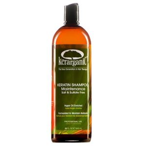 ORGANIC KERATIN TREATMENT - SALT & SULFATE FREE SHAMPOO - 32oz by KERARGANIC