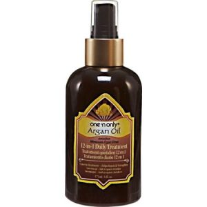 One N' Only Argan Oil 12-in-1 Daily Treatment, 6 oz (Pack of 4)