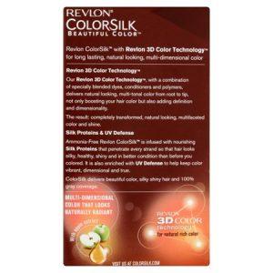 Revlon ColorSilk Beautiful Color™ Hair Color, Dark Brown1