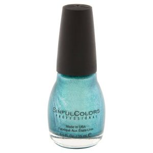 SinfulColors Professional Nail Polish, Palm Breezy1