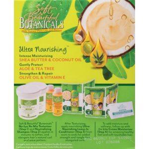 Soft & Beautiful Botanicals Regular No-Lye No Mix Texturizer for Sensitive Scalps Box2