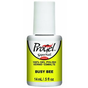 Supernail ProGel Gel Polish Busy Bee 0.5oz 14ml