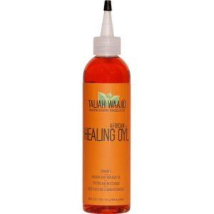 Taliah Waajid African Healing Oyl, 8 oz (Pack of 2)