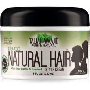 Taliah Waajid Natural Hair Style Cream 8 oz