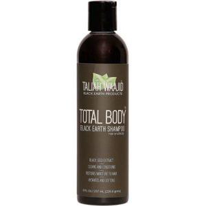 Taliah Waajid Total Body Black Earth Shampoo, 8 oz (Pack of 2)