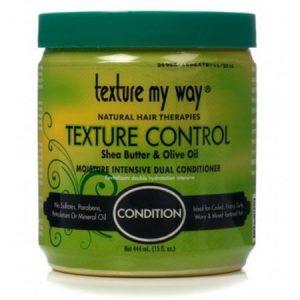 Texture My Way Moisture Intensive Dual Conditioner, 15 oz